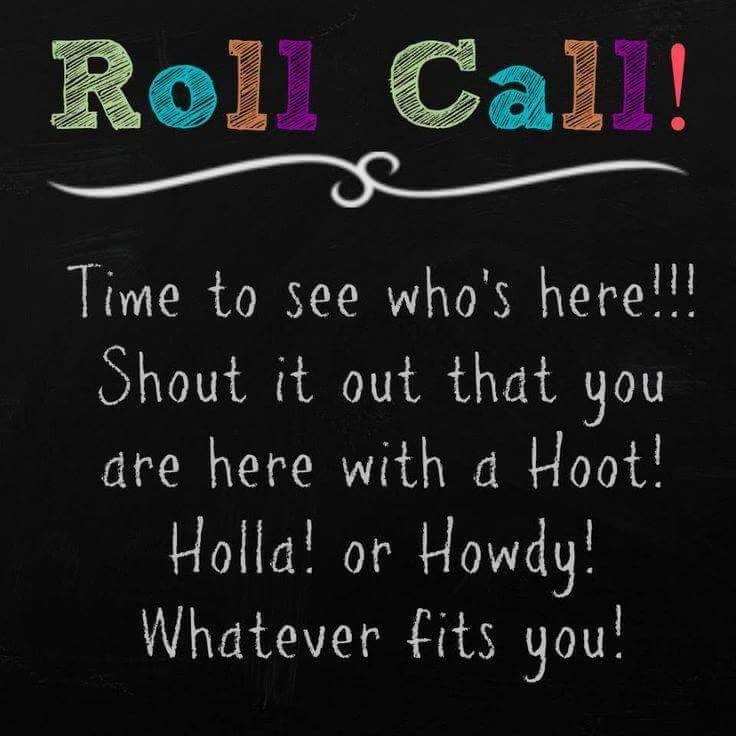 Roll Call www.lularoejilldomme.com