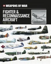 Fighters and Reconnaissance Aircraft 1939 to 1945, Amber Books, features 150 of the most significant aircraft from World War II. Each featured aircraft is illustrated with an outstanding colour profile artwork and is accompanied by detailed specifications, giving powerplant, dimensions, maximum speed, service ceiling, range and armament.