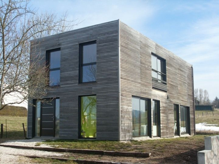 15 best bardage images on Pinterest Home ideas, Cladding and - extension maison prix m2
