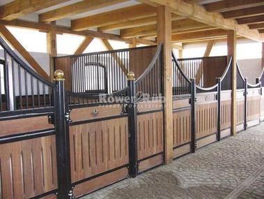 Rower & Rub | Munich Horse Stalls | Kaiser Construction Company, Inc.