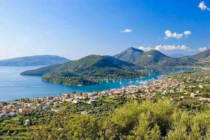 GREECE CHANNEL |Nydri, Lefkada