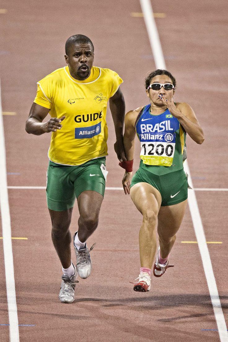 Atletismo: paraense Jhulia Karol  busca vaga nas Paralimpíadas do Rio #globoesporte