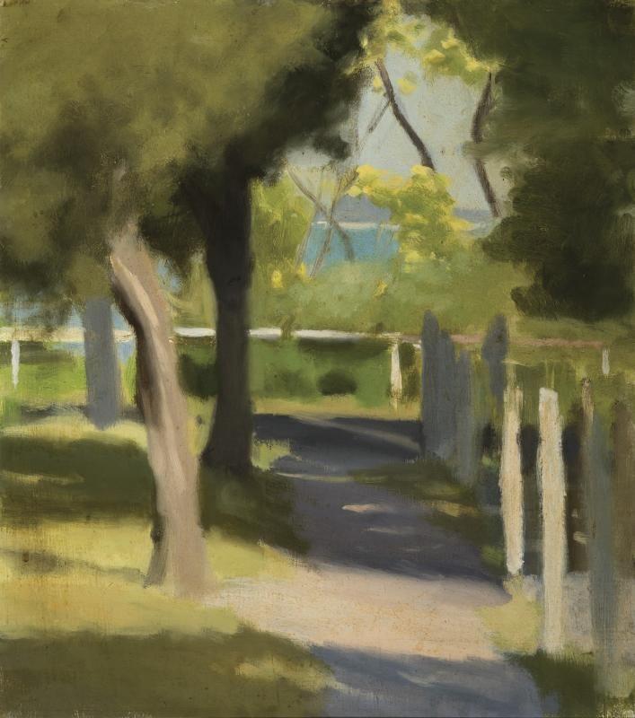 CLARICE MARJORIBANKS BECKETT (1887-1935) Path to the Beach