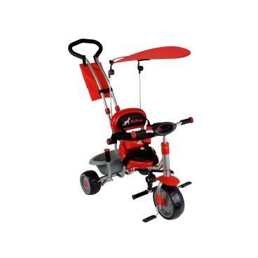 Oferta Zilei : Tricicleta Pentru Copii Rider A908-1 Rosu  La Numai 235 RON. http://kidmagazin.ro/triciclete-si-trotinete/