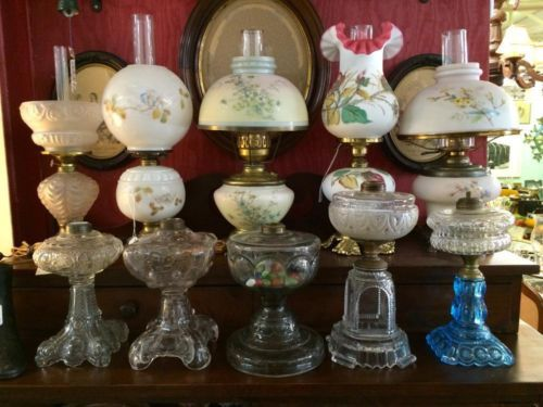 Gone With The Wind Lamps and Glass Lantern On Sale   All 35% OFF   Many to choose from.  Butler Creek Antiques Dealer #8804  Lucas Street Antiques 2023 Lucas Dr. Dallas, TX 75219  Like us