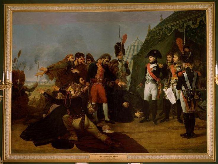 CAPITULATION DE MADRID.4 DECEMBRE 1808