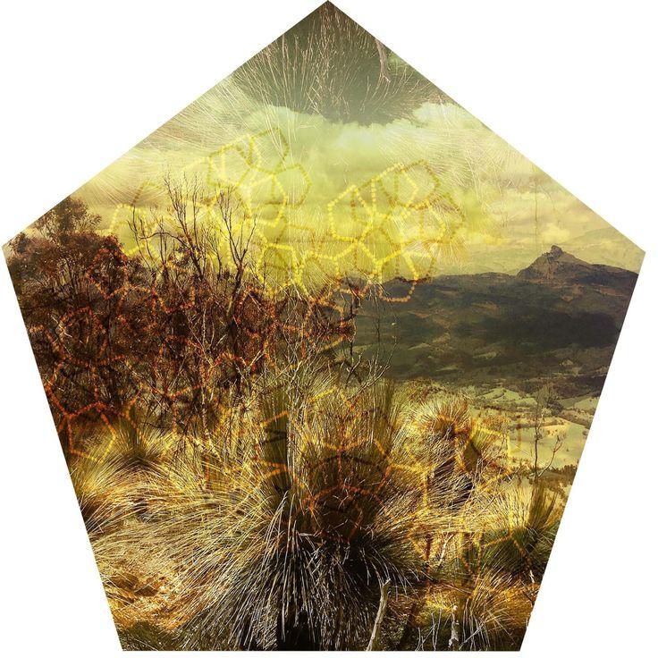 Exploring artistic mediums with Nuro Oliver? Written by Birralee Paitson #welum #conscious #readonwelum #welumconscious #AustralianArtists #Collage #ConceptualArt #healingarts #Printmaking