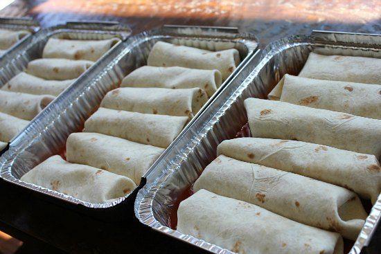 freezer Meal - Beef Enchiladas recipes