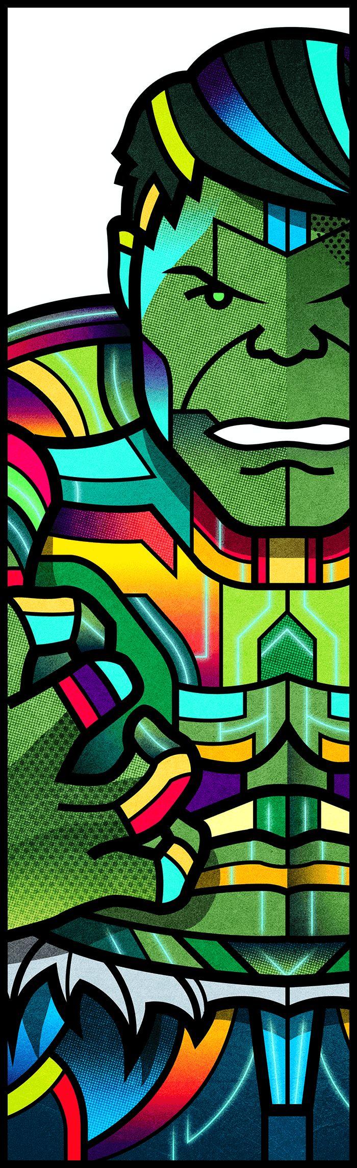 Van Orton Design (http://vanortondesign.com/marvel)