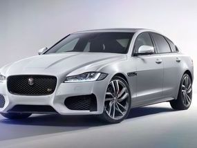 JAGUAR has revealed the new generation of its XF compact executive saloon.