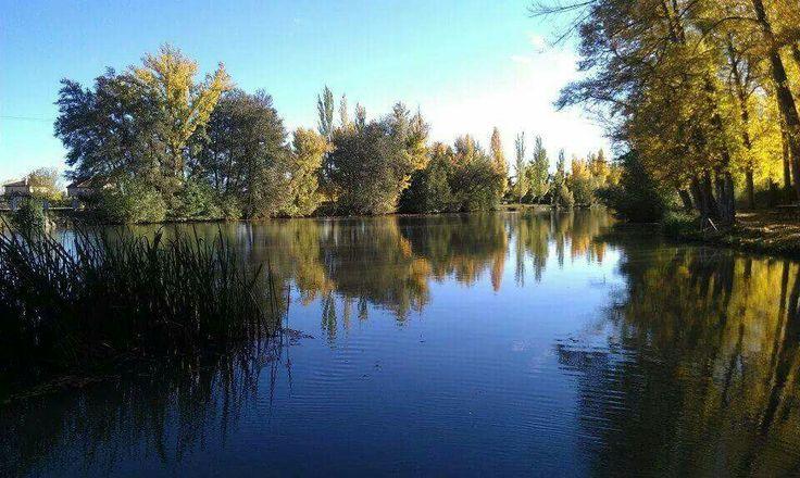Río Duero, San Esteban de Gormaz, Castilla la Mancha #Nature