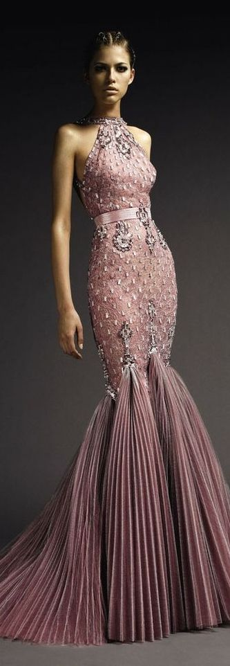 Versace- More dresses added daily @ https://www.pinterest.com/tanja62287/couture-dresses/