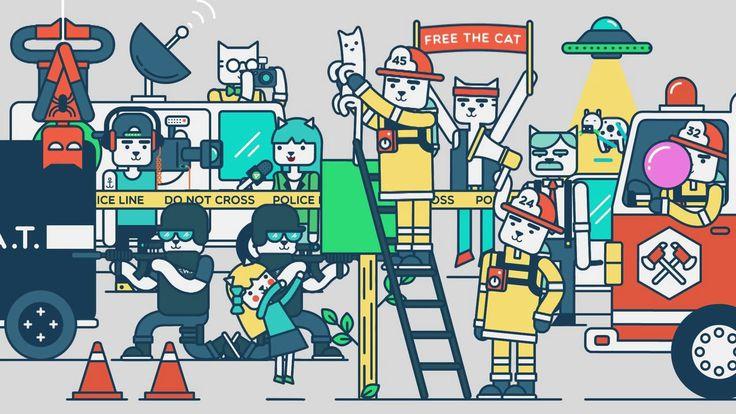 CAT MAYHEM von Markus Magnusson