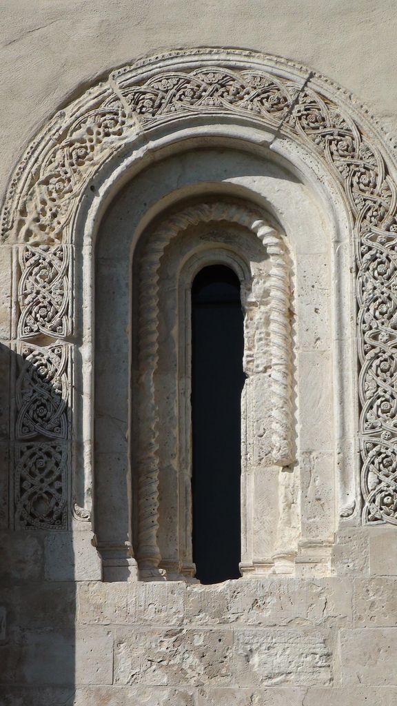 Cathedral of Siponto, Foggia, Puglia, Italy.