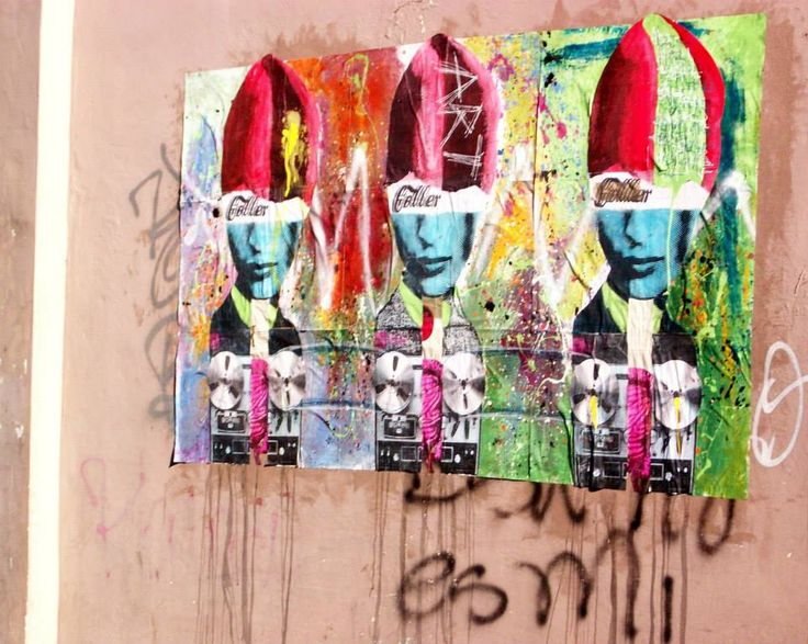 #wheatpaste #pasteup #pasquin #artepublico #street art #av27defebrero #santodomingo #republicadominicana #coller  #collerart