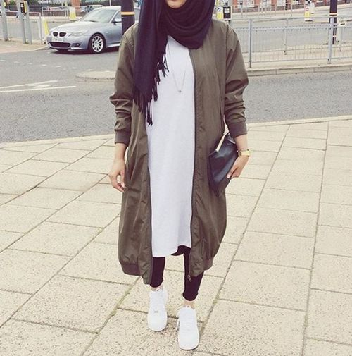 1000 Images About Fashion Hijab Hijab Inspirations Style On Pinterest Hijabs Hijab