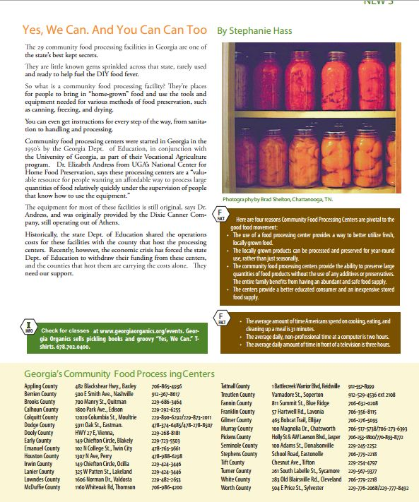 Canning can be easy with these statewide community canning facilities!