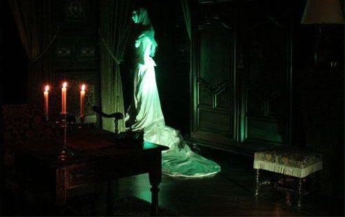 La dama in verde e il castello di Brissac (uno dei dieci luoghi più spaventosi al mondo)