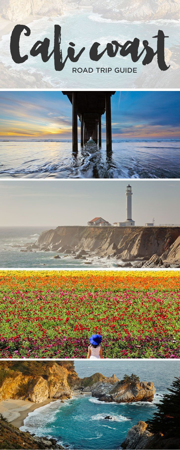 Your Essential Pacific Coast Highway Road Trip Itinerary - Places You Must Visit along Hwy 1 // localadventurer.com