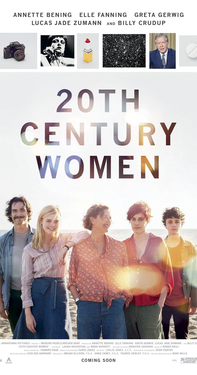 Directed by Mike Mills.  With Elle Fanning, Alia Shawkat, Laura Wiggins, Annette Bening. The story of three women who explore love and freedom in Southern California during the late 1970s.