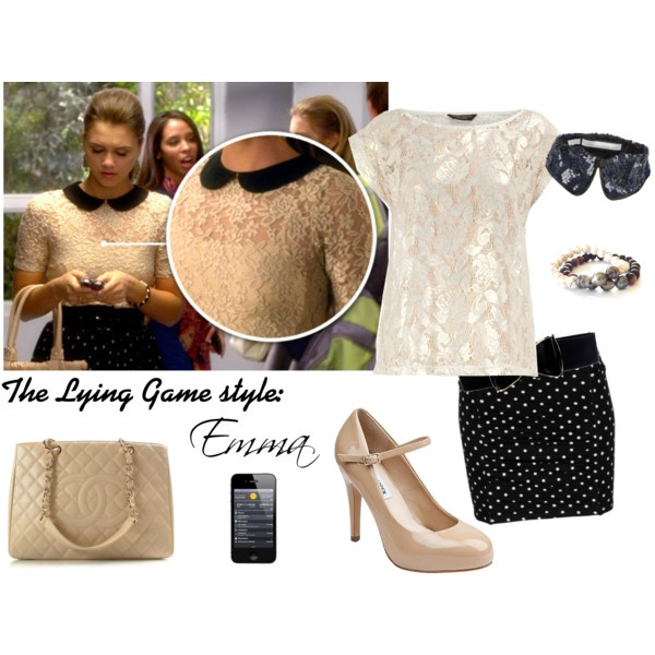 The Lying Game style., created by shelbe