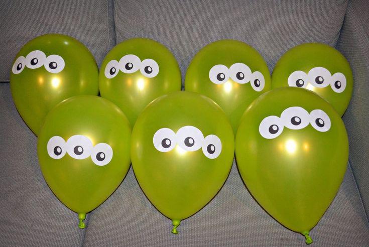 Ballons aliens :)