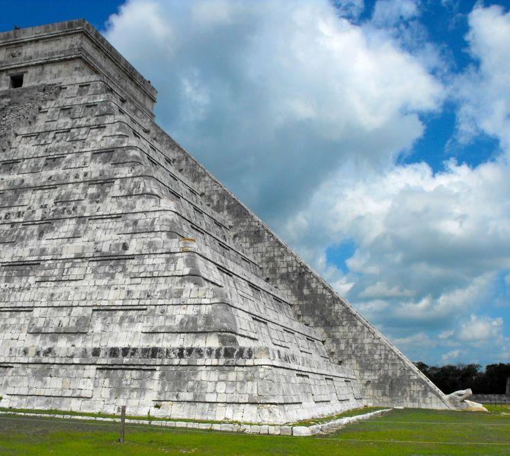 Mayan ruins - Chitchen Itza