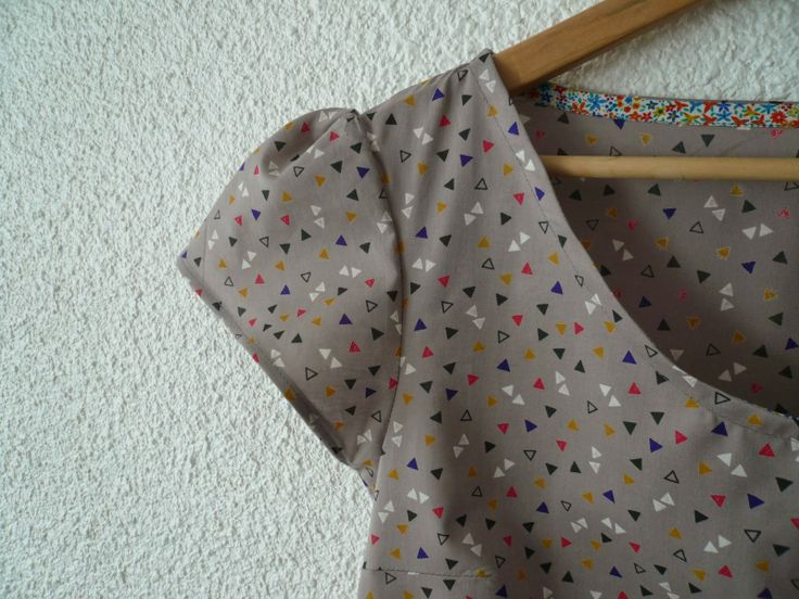 Robe par Marisa MLM en Candy Flakes Atelier Brunette