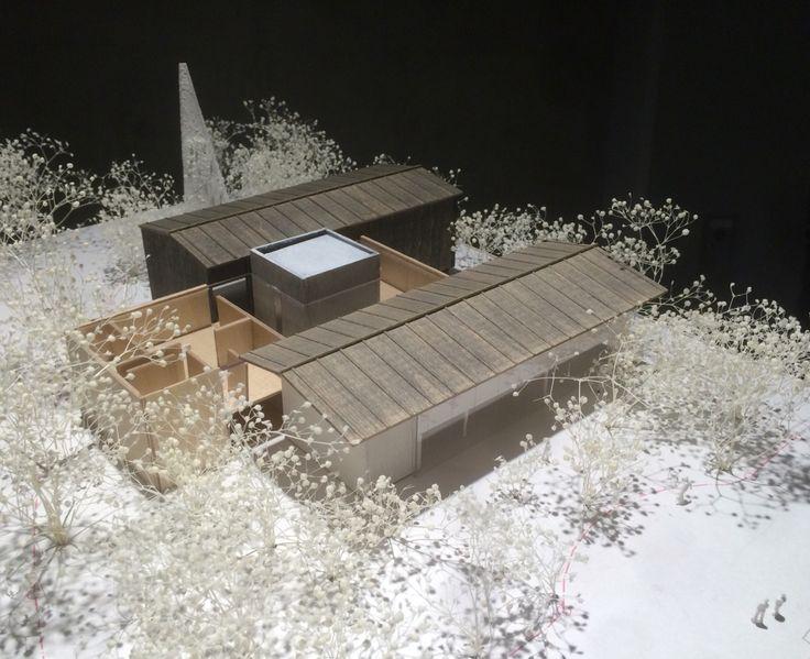 My Master's Degree Work - Tokyo National Museum Kenchikushiryokan ©︎Yuma Ishii