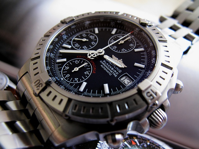 Original Breitling Blackbird, I never wanted another watch as much as this one.