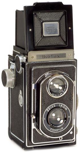 Zeiss Ikon Ikoflex 852/16, 1938