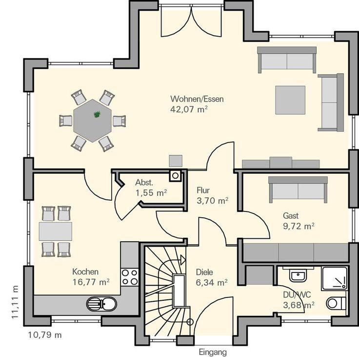 Innenarchitektur haus skizze  Die besten 10+ Haus innenräume Ideen auf Pinterest | Haus ...