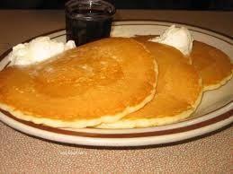 PANCAKES  Denny's Copycat Recipe   Make 12 Pancakes   1 1/2 cups buttermilk  3 tablespoons cooking oil  1/2 teaspoon baking soda  1 3/4 ...