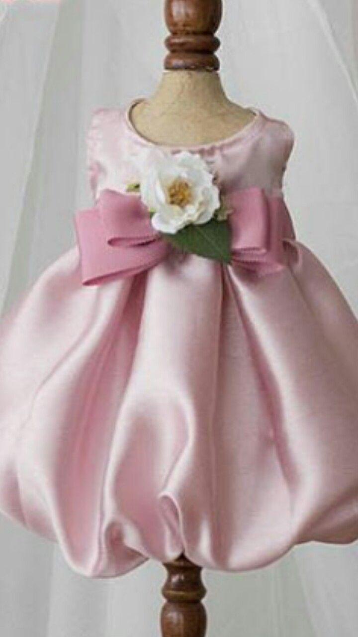 Bubble dress using statin fabric