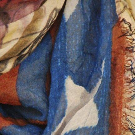 Dettagli della pashmina Amerikana. #Pashmine