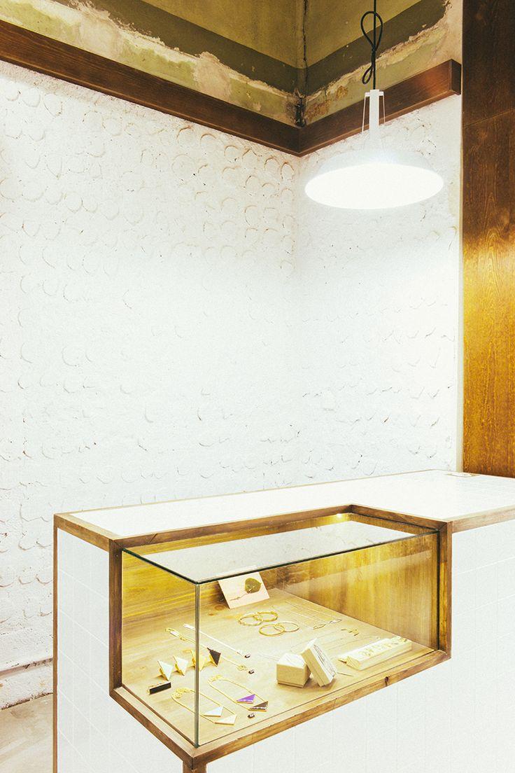TRAIT STORE | concept store | Miriam Barrio interiorismo                                                                                                                                                                                 Más