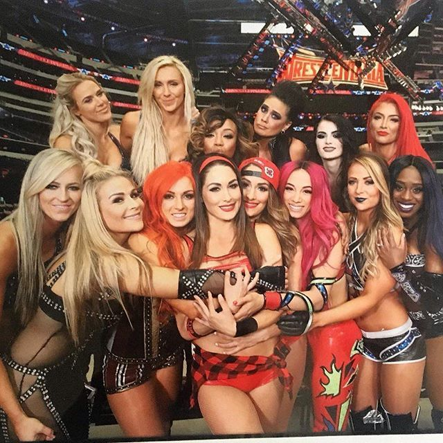This group of women is the best WWE has had in their hands in its history. Whether powerful, fast ...