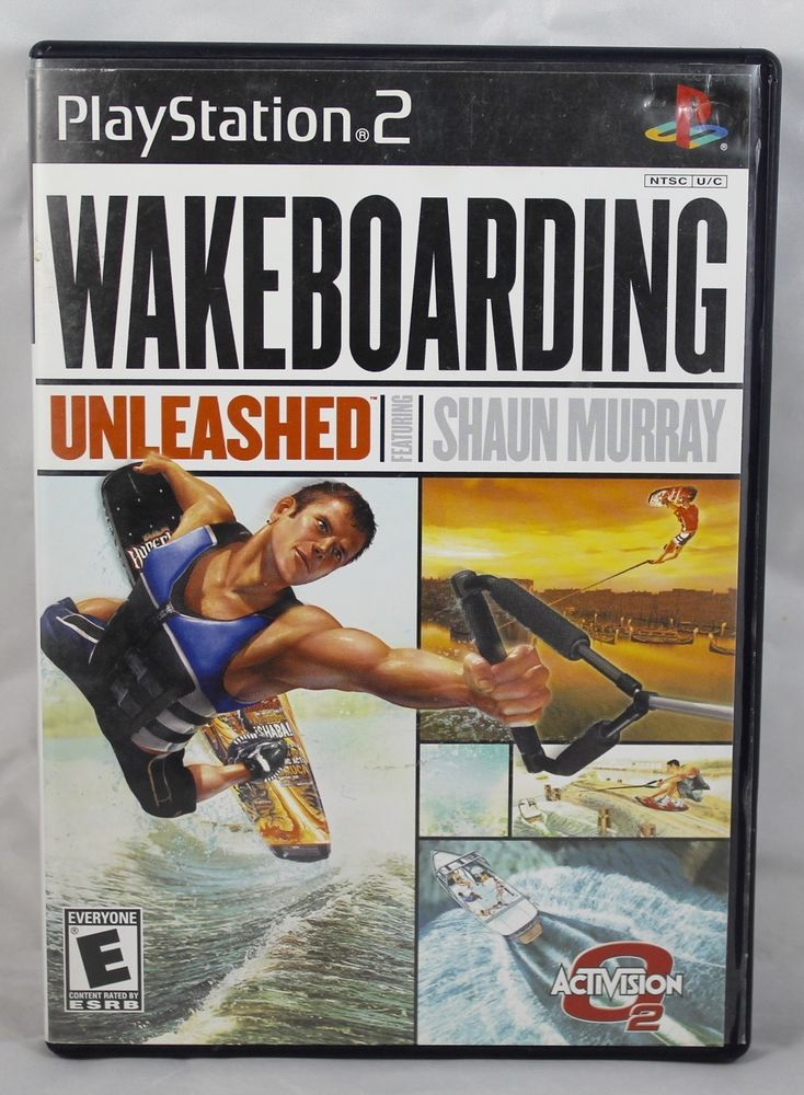 Wakeboarding Unleashed Featuring Shaun Murray (Sony PlayStation 2, 2003)