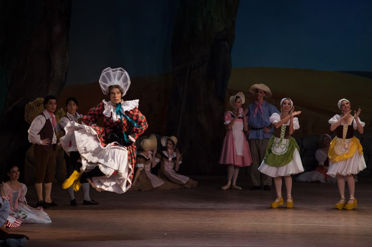 Johan Kobborg şi Ansamblul de balet al Operei Naţionale Bucureşti