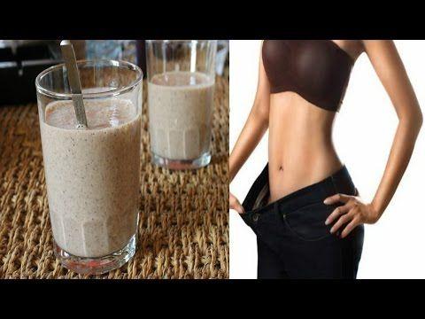 Bebe esto! y nunca más volverás a preocuparte de la grasa del vientre, brazos y muslos - YouTube