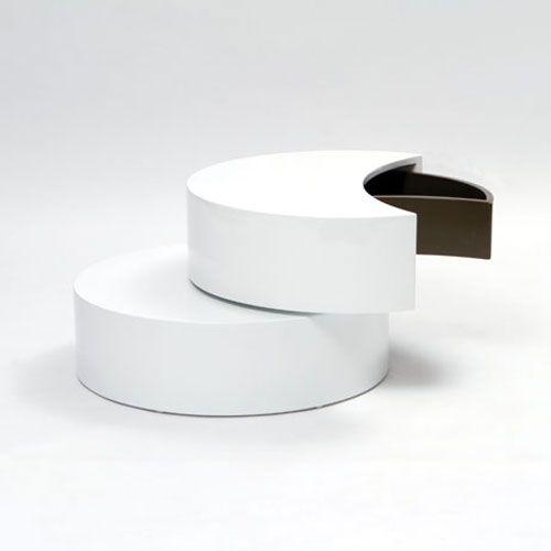 Luna Modern Coffee Table | Dotandbo.com