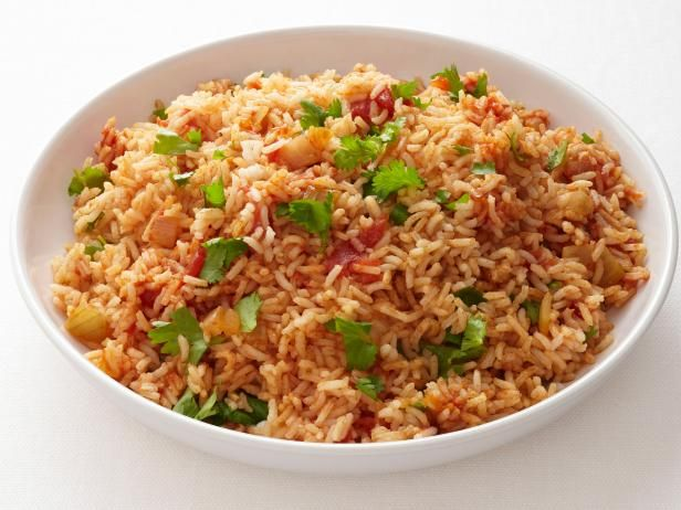 Get Food Network Kitchen's Spicy Mexican Rice Recipe from Food Network