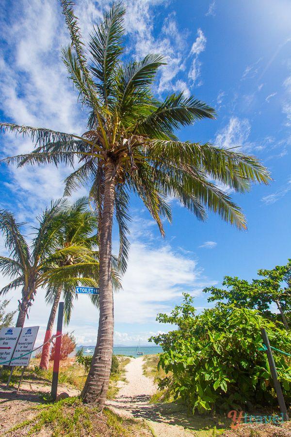 Put Great Keppel Island in Queensland on your Australia travel bucket list.