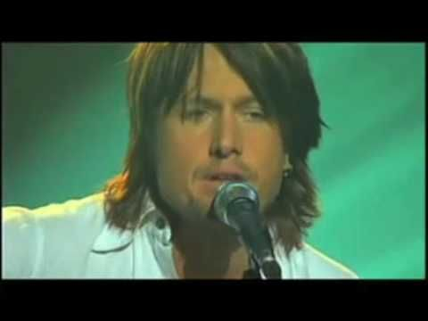 Stupid Boy; Keith Urban. I love this song so much. I can't even describe it. His voice is perfectttt<3