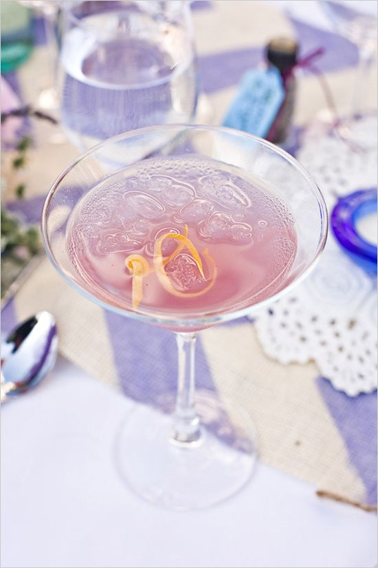 french martini signature cocktail