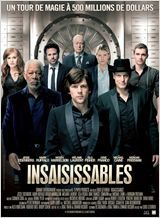 Now You See Me (US 2103; French title: Insaisissables) Professional magicians pull off bank robberies long-distance and give the money to the audience. Everything you see in this thriller, like in any magic show, is for a reason: to make you believe. Very entertaining. 3.5 stars.