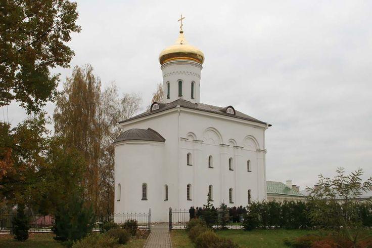 Спасо-Преображенский собор в Полоцке