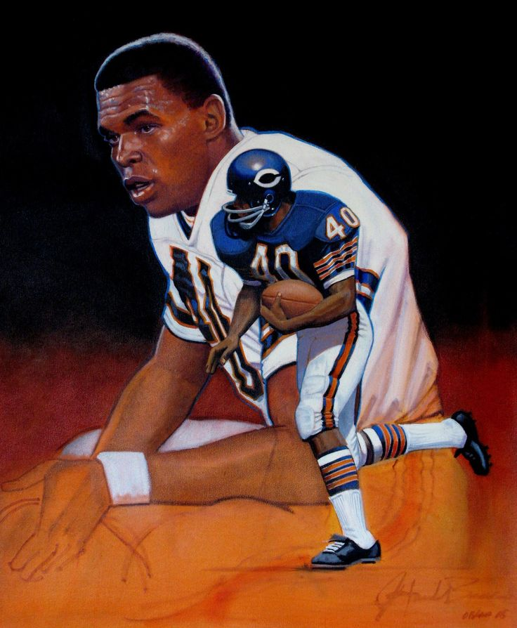 gale sayers - photo #26