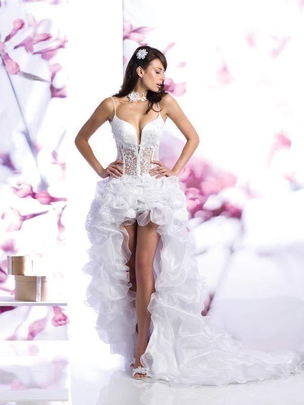 Daring dresses tops for weddings