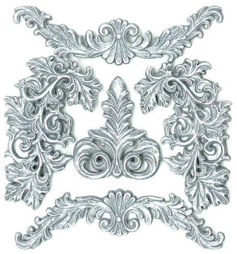 EK Success - Jolee's Boutique - Parcel Refresh Collection - 3 Dimensional Stickers - Leaf Flourish 1 at Scrapbook.com $4.39